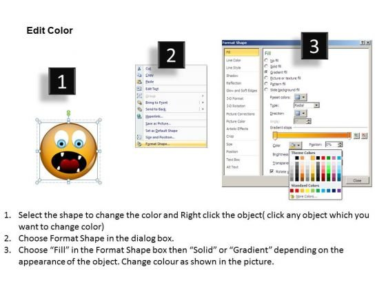 ppt_angry_expression_smiley_time_management_powerpoint_business_templates_3