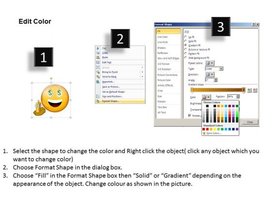 ppt_animated_smiley_with_happy_emotion_project_management_powerpoint_business_templates_3