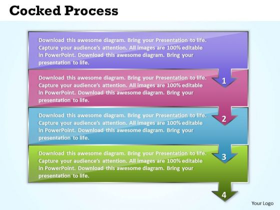Ppt Arrow Military Decision Making Process PowerPoint Presentation 4 Stages Templates