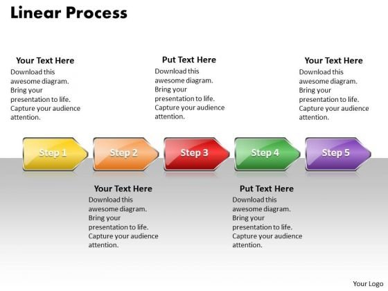 ppt_arrow_nursing_process_powerpoint_presentation_5_phase_diagram_style_1_templates_1