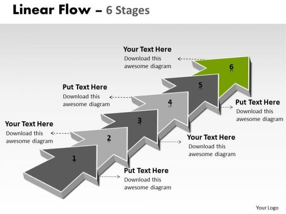 Ppt Background 6 Phase Diagram Step By Marketing Strategy 7 Design