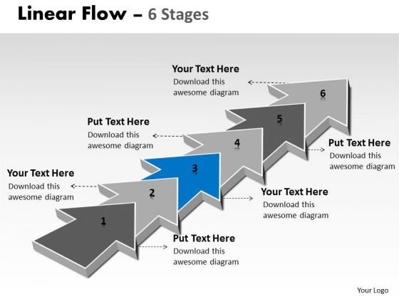 Ppt Background 6 Stages Step By Marketing Strategy Custom Plan PowerPoint 4 Graphic