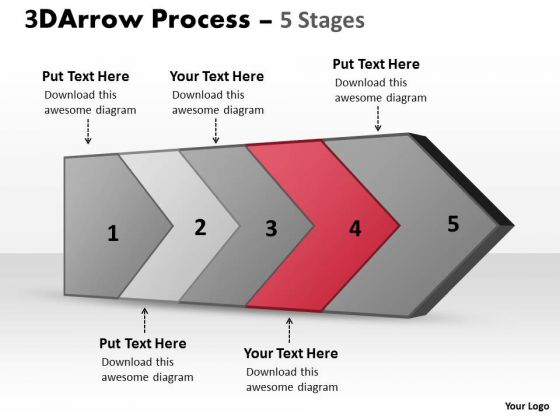 Ppt Background Five Stages Of Successful Free Enterprise PowerPoint Charts Plan 5 Image