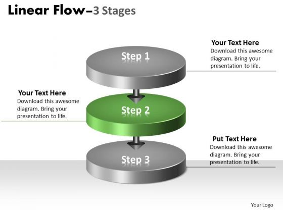 Ppt Background Vertical Steps For Free Idea Strategy 3 Design