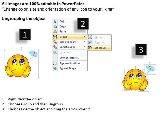 ppt_bored_emoticon_illustration_picture_business_management_powerpoint_templates_2