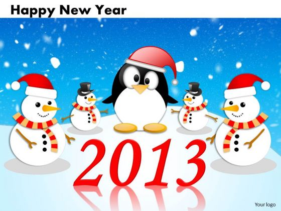 Ppt Cards And Dices Happy New Year Business Management Strategy PowerPoint Templates