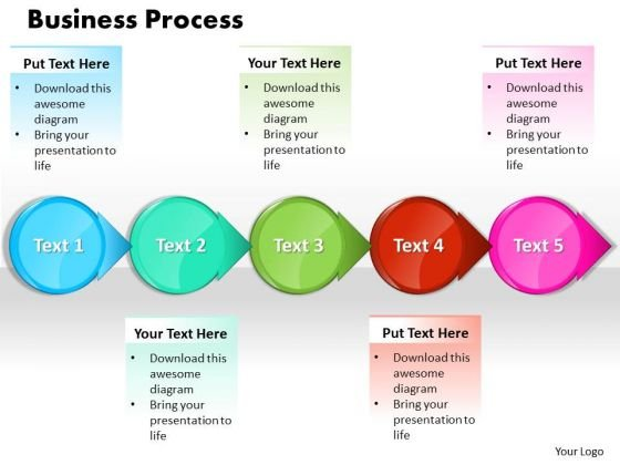Ppt Circle Arrow Business PowerPoint Presentation Process Flow ...