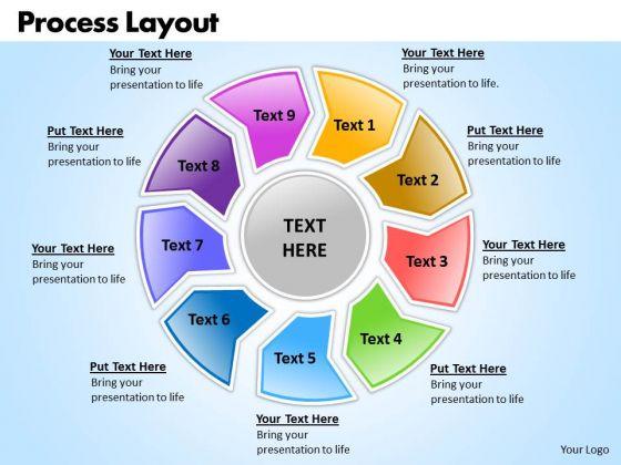 Ppt Circular Nursing Process PowerPoint Presentation Layout Templates
