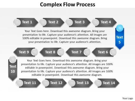 ppt complex flow procurement process powerpoint presentation structore templates powerpoint templates