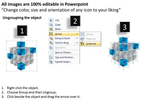 ppt_corner_pieces_of_cube_signify_important_concets_powerpoint_templates_2