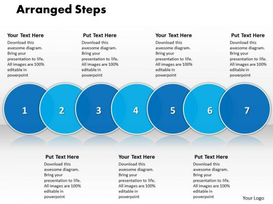 Ppt Correlative Seven Stages Of Business PowerPoint Presentation Process Templates