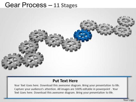 Ppt Design Slides Leadership Gears Process Ppt Slides