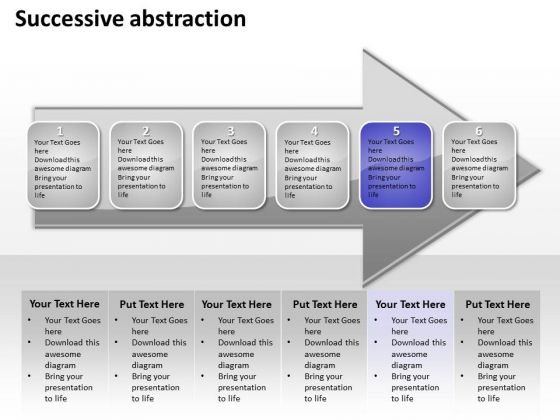 Ppt Direct Abstraction Of Purple Business Layouts PowerPoint 2003 An Arrow Templates