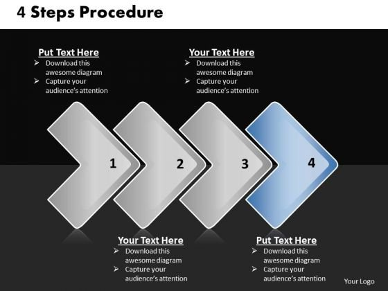 Ppt Direct Description Of 4 Steps Included Forging Process PowerPoint Slides Templates