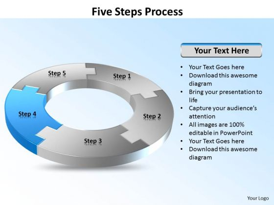 Ppt Five Power Point Stage Cycle Writing Process PowerPoint Presentation Templates