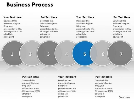 Ppt Free Business Sample Presentation PowerPoint Process Steps Templates