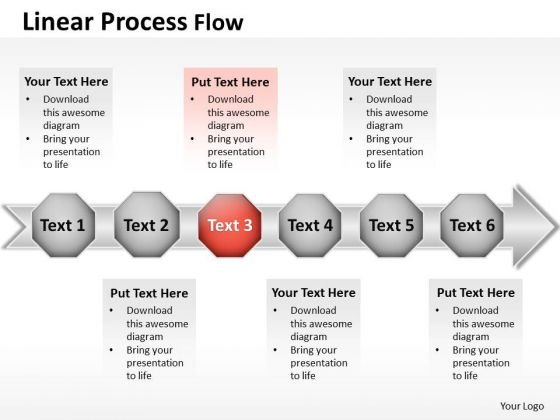 Ppt Horizontal Flow Actions In Diamond Mining Process PowerPoint Presentation Templates