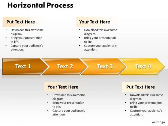Ppt Horizontal Style 4 Power Point Stage 1 PowerPoint Templates