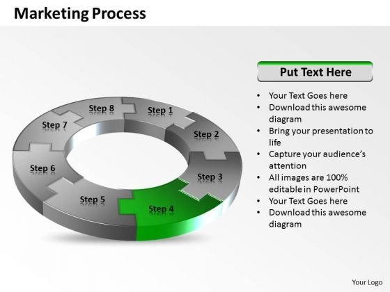 Ppt Important Eight PowerPoint Slide Numbers Of Marketing Process Templates