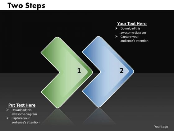 Ppt Linear Way To Represent 2 Practice The PowerPoint Macro Steps Templates