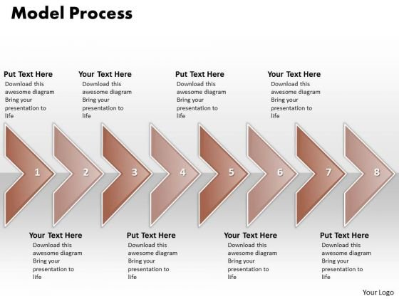 Ppt Model Of Social Presentation Process Using 5 Stages PowerPoint Templates