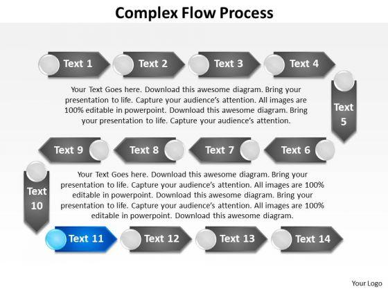 Ppt Multiplex Flow Process PowerPoint Presentation Templates