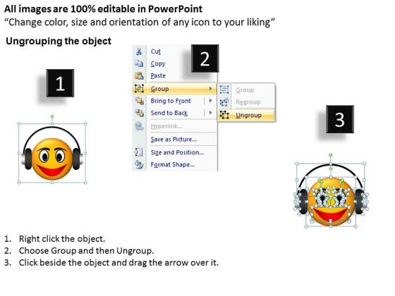 ppt_music_smiley_emoticon_with_guitar_operations_management_powerpoint_templates_2