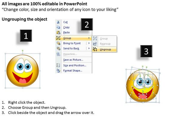 ppt_naughty_emoticon_showing_his_tongue_business_management_powerpoint_templates_2
