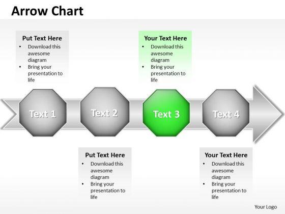 ppt organization flow free fishbone diagram powerpoint template, Modern powerpoint