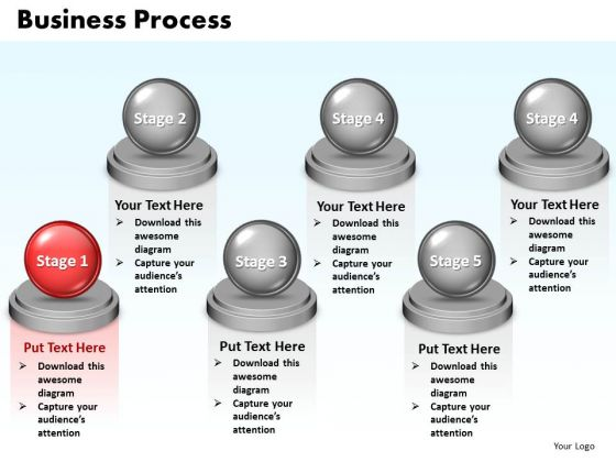 Ppt Phases Of Business Process 6 Stages Leadership Presentation PowerPoint 0812 Templates