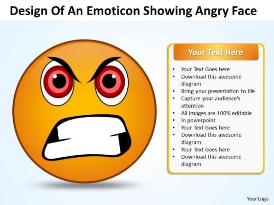 ppt_powerpoint_design_download_of_an_emoticon_showing_angry_face_templates_1