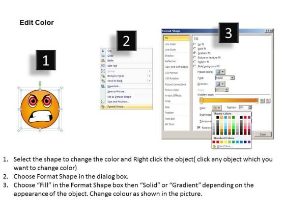 ppt_powerpoint_design_download_of_an_emoticon_showing_angry_face_templates_3