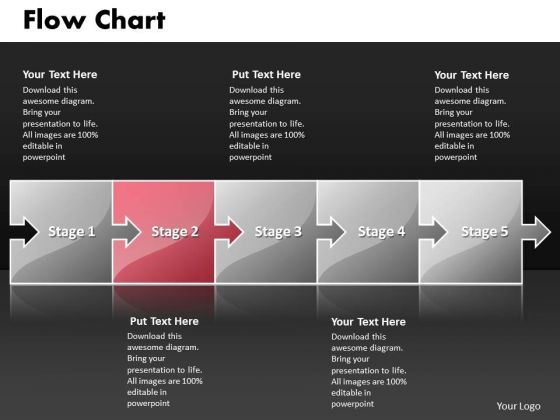Ppt Puzzle Process Social Network Layouts PowerPoint Free Flow Chart Templates