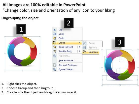 Ppt ring shaped powerpoint smartart graphics 2010 arrows 6 pptringshapedpowerpointsmartartgraphics2010arrows6divisionstemplates2 toneelgroepblik Image collections