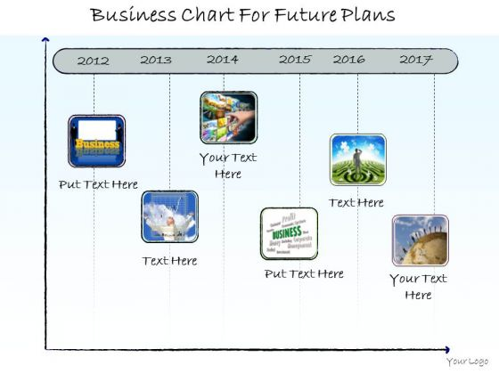 Ppt Slide Business Chart For Future Plans Consulting Firms
