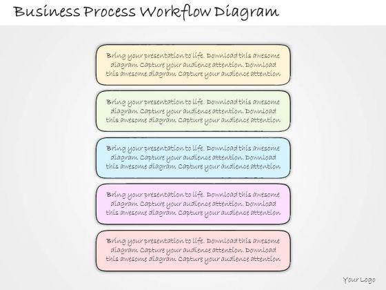 Ppt Slide Business Process Workflow Diagram Plan