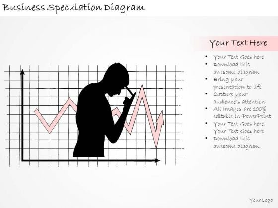Ppt Slide Business Speculation Diagram Sales Plan