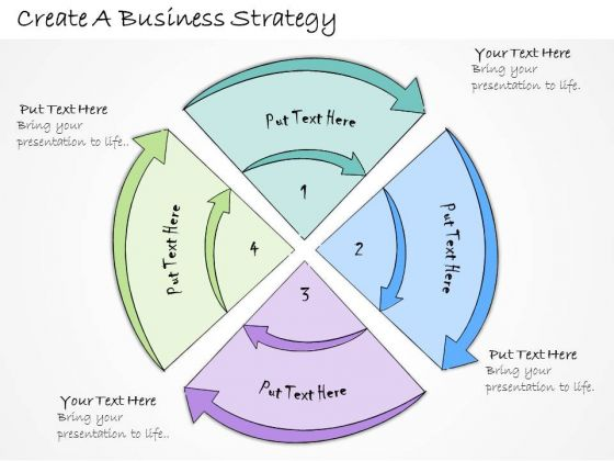 Ppt Slide Create Business Strategy Consulting Firms