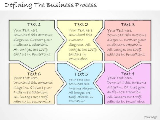 Ppt Slide Defining The Business Process Plan