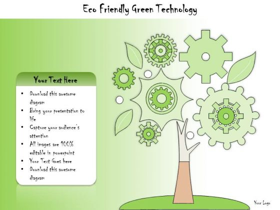 Ppt Slide Eco Friendly Green Technology Consulting Firms