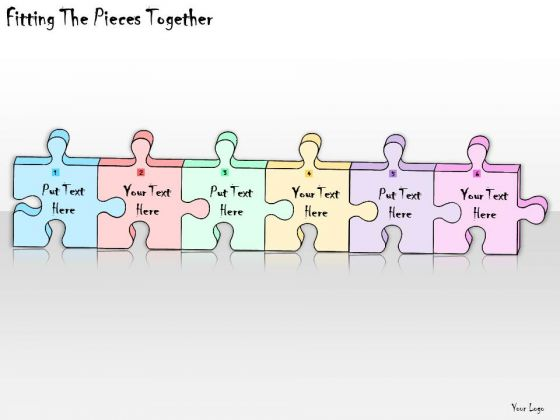 Ppt Slide Fitting The Pieces Together Business Plan