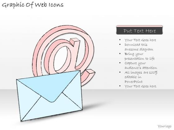 Ppt Slide Graphic Of Web Icons Marketing Plan