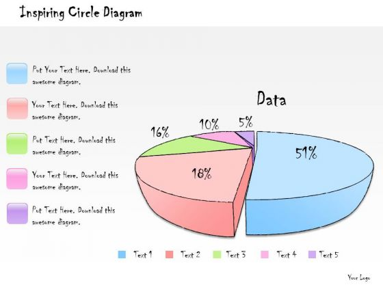 Ppt Slide Inspiring Circle Diagram Consulting Firms