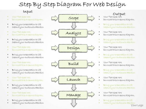 Ppt slide step by diagram for web design business plan powerpoint ppt slide step by diagram for web design business plan powerpoint templates flashek Image collections