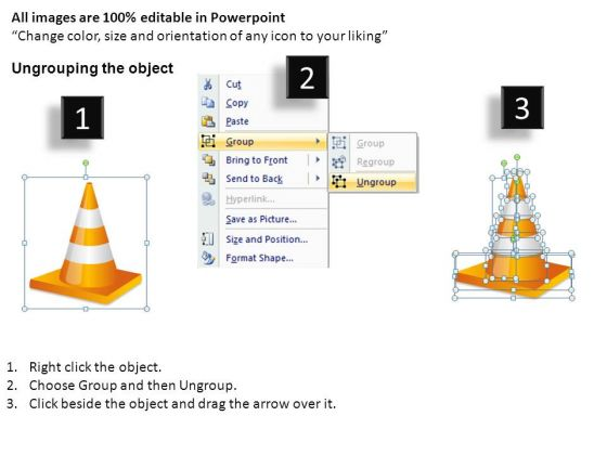 ppt_slides_2_editable_road_cones_powerpoint_templates_2