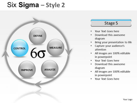Ppt Slides On Six Sigma PowerPoint Slides And Ppt Templates