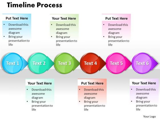 Ppt Steps Working With Slide Numbers A Process Timeline PowerPoint Templates