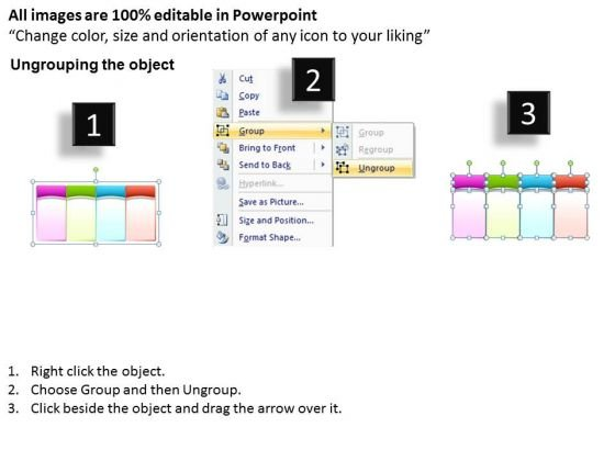 ppt_tabular_way_to_list_4_factors_processes_powerpoint_templates_2