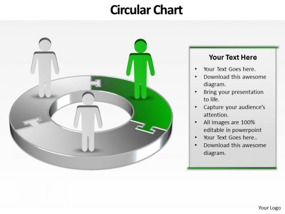 Ppt Team Layouts PowerPoint Free Work Green Men Templates