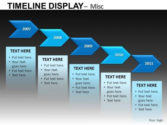 Ppt Templates Arrows Timeline Charts PowerPoint Slides Download